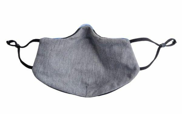 Xator Combat Face Protector Mask (Metal Grey) - RoadGods