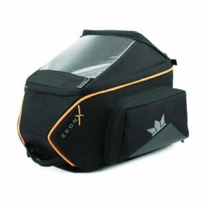 Gods Zeon X - Motorcycle Tank Bag with Capsule Rain Cover - RoadGods