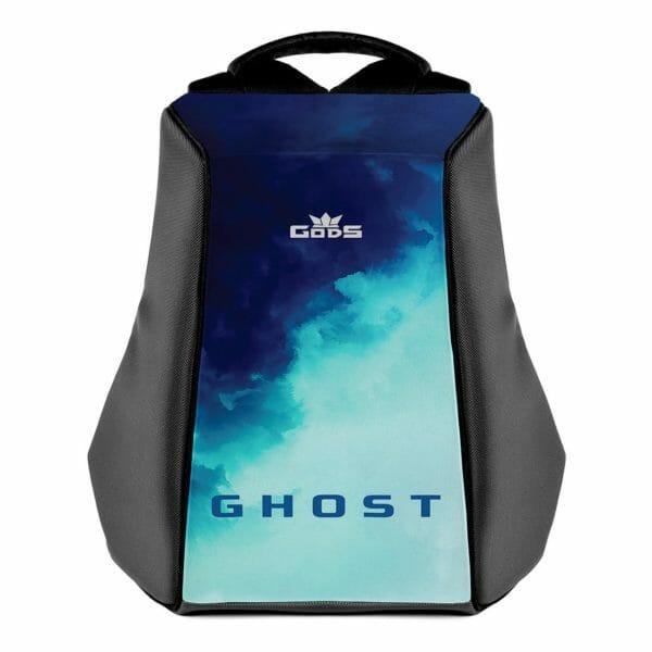 Ghost Blue Sky - Anti-Theft Laptop Backpack - RoadGods