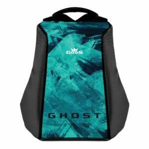 Ghost Grunge - Anti-Theft Laptop Backpack - RoadGods