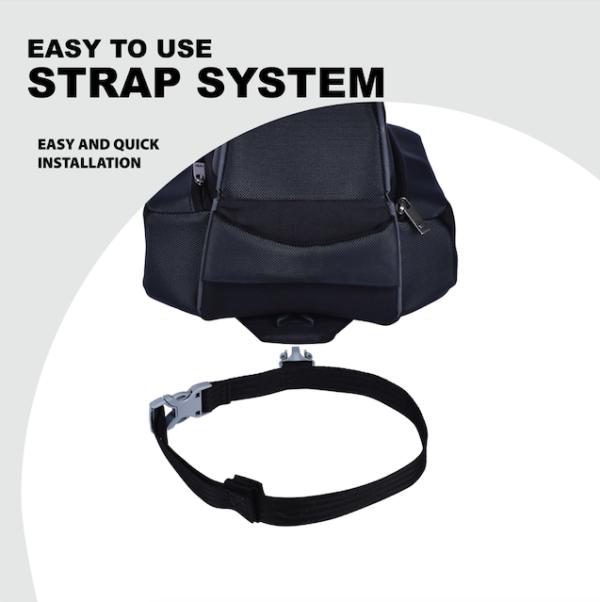 ZEON R1 Magnetic - Mounting Strap - RoadGods