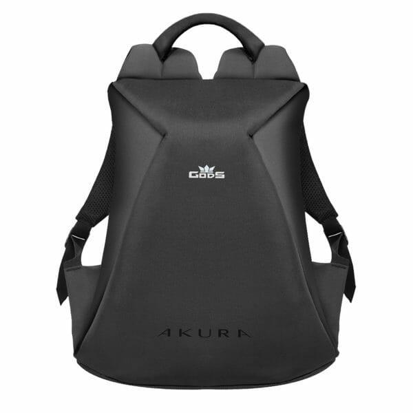 Akura Anti-Theft 15.6 inch Laptop Backpack (Black) - RoadGods