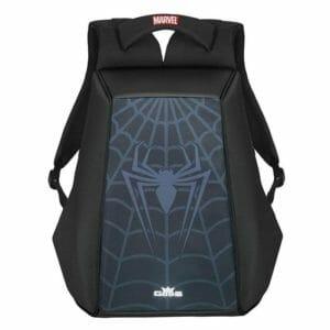 GODS Marvel Avengers Exclusive Spider Man Ghost 15.6 Inch Laptop Backpack - RoadGods