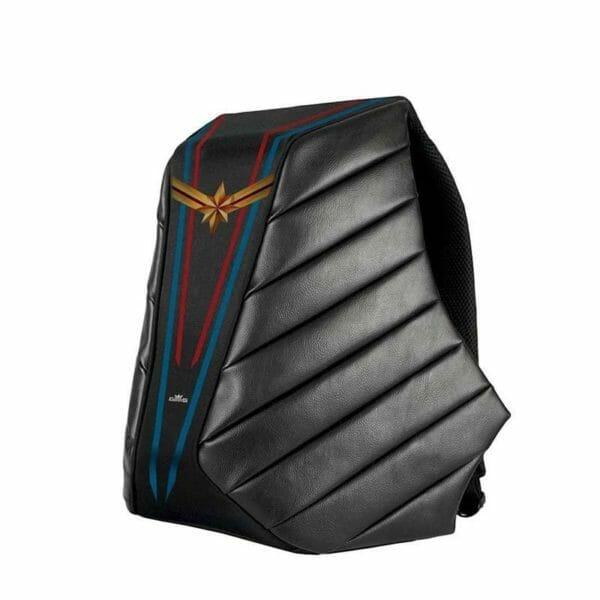 Marvel Avengers Exclusive Captain Marvel Xator 15.6 Inch Laptop Backpack - RoadGods