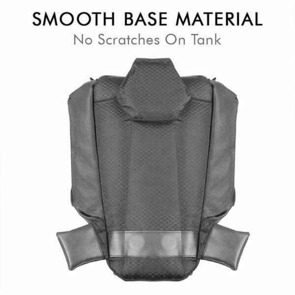 Gods Zeon R1 Magnetic Motorcycle Tank Bag with Capsule Rain Cover (Metal Tank) - RoadGods
