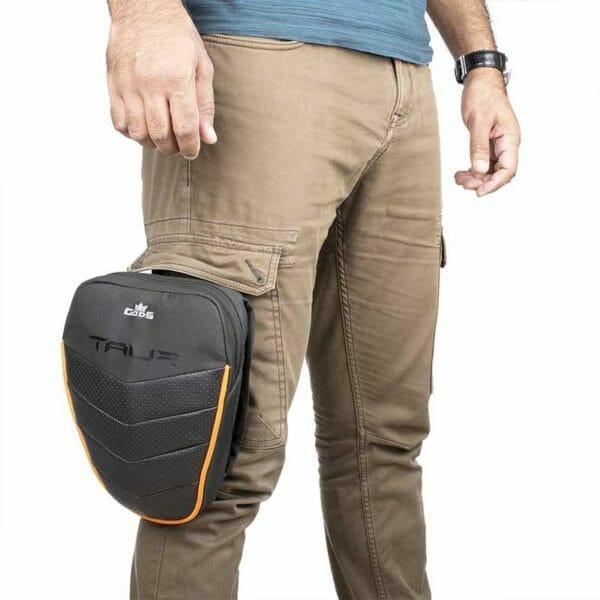 Taur - 4 in 1 riding thigh bag, waist bag, sling bag and tank pouch - RoadGods