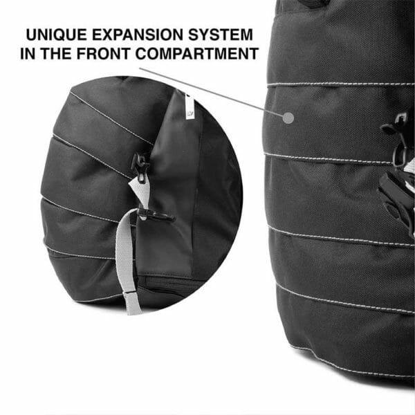 Aeros 35 Litre Expandable Backpack - RoadGods