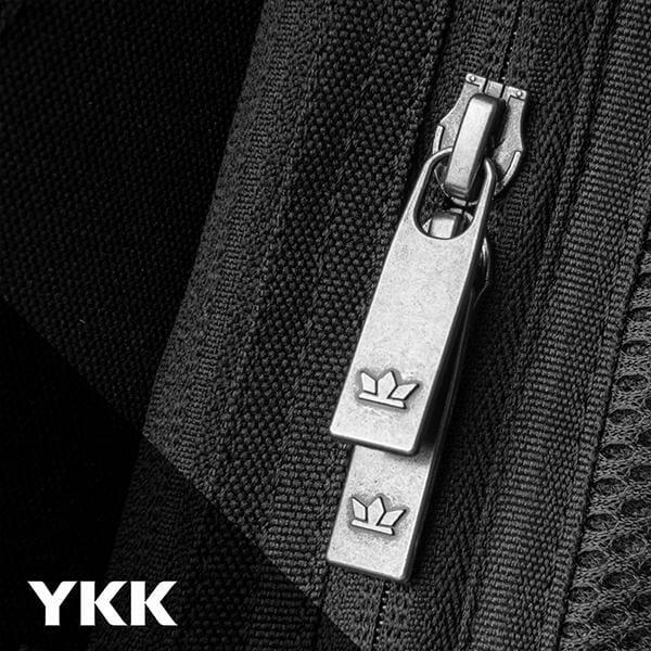 YKK autolock zipper